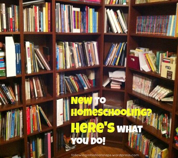 6 Things Any New to Homeschooling Parent Should Do www.followinginhisfootsteps.wordpress.com #homeschooling