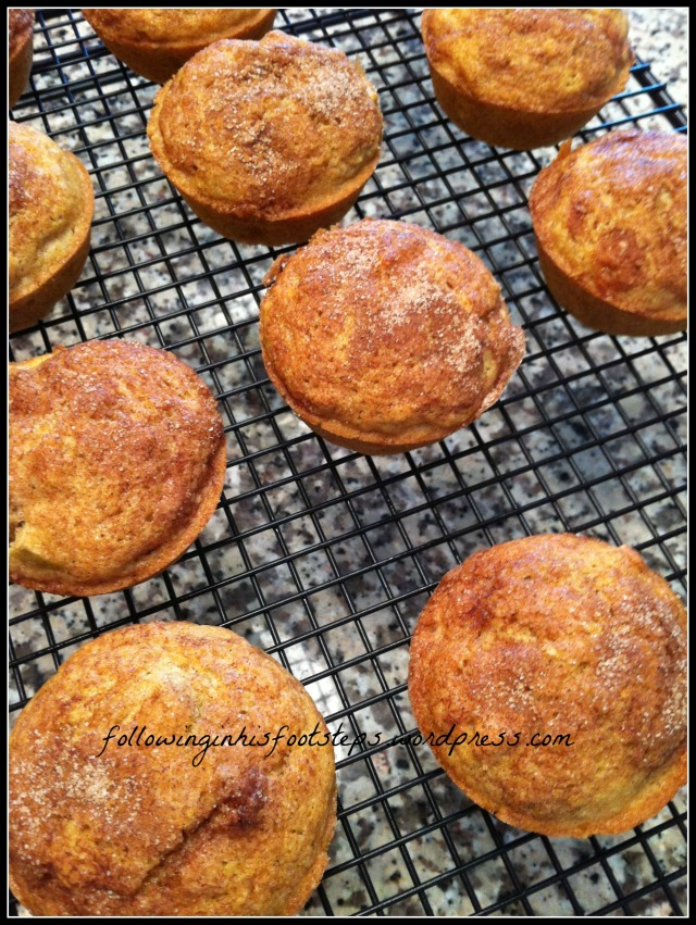 Dairy-free apple cinnamon muffins3