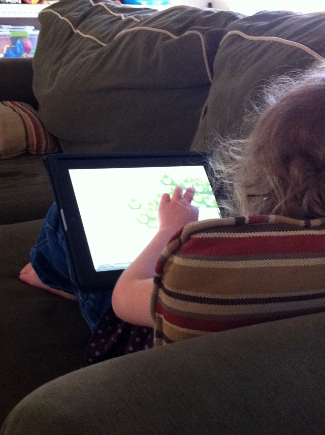 A day in the life of an [almost] unschooling mom www.followinginhisfootsteps.wordpress.com