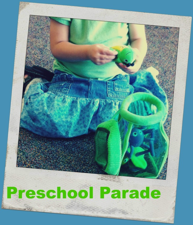 Preschool Parade April 27, 2013 from www.followinginhisfootsteps.wordpress.com #preschool
