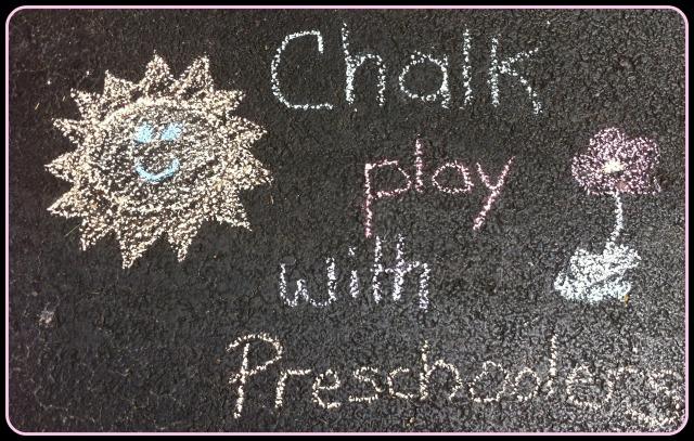 4 Activities to Enjoy Outdoors with Preschoolers www.followinginhisfootsteps.wordpress.com #homeschool