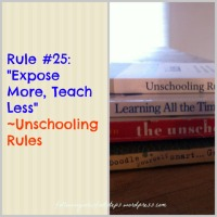 5 Books for Learning About Unschooling [and some other helpful links]