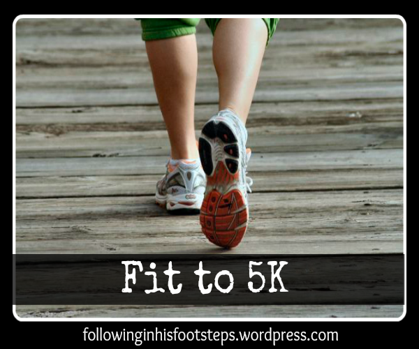 Fit to 5K #running #challenge #adoption