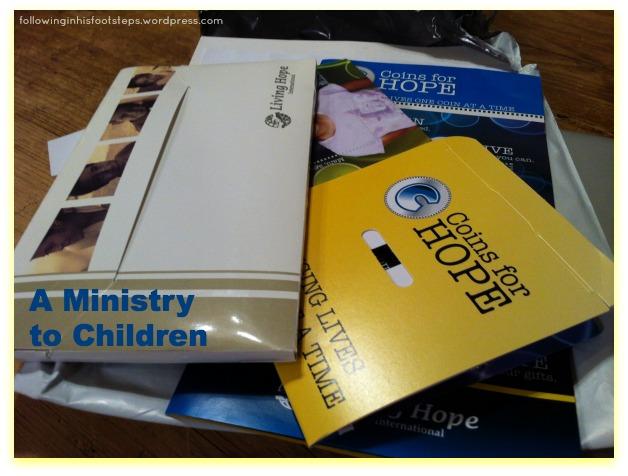 Living Hope International www.followinginhsfootsteps.wordpress.com