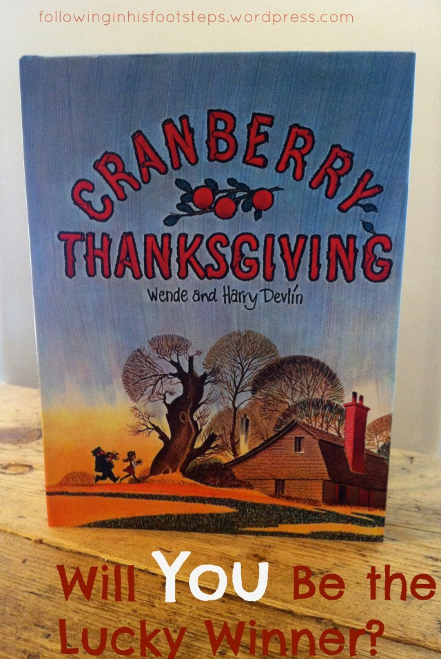 How We USe Cranberry Thanksgiving in Our Homeschool www.followinginhisfootsteps.wordpress.com #InspiredBN #giveaway