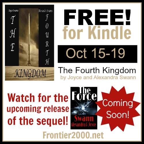 The Fourth Kingdon: Five Days FREE for Kindle! www.followinginhisfootsteps.wordpress.com #freebie