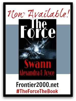 The Force: Interview with an Author: Joyce & Alexandria Swann www.followinginhisfoootstes.wordpress.com #authorinterview #writing